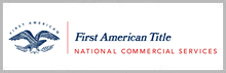 First American Title/National Commercial Services